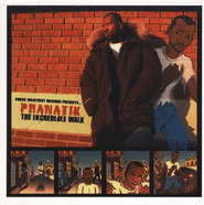 The Incredible Walk, Compact Disc [CD]   -     By: Phanatik
