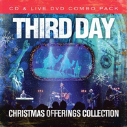 Christmas Offerings Collection CD + DVD   -     By: Third Day