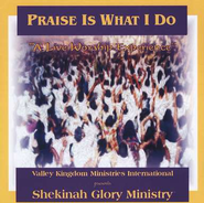 Praise Is What I Do CD  -     By: Shekinah Glory Ministry