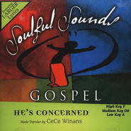 He's Concerned, Accompaniment CD   -     By: CeCe Winans