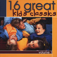 16 Great Kids Classics, Volume 1 CD   -