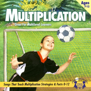 Multiplication Rap For The Expert (without answers) [Music Download]  -