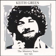 The Ministry Years: Volume 1, 2 Compact Disc [CD] Set  -     By: Keith Green