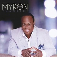 Thankful CD   -     By: Myron Williams