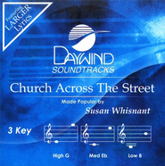 Church Across The Street, Accompaniment CD   -     By: Susan Whisnant