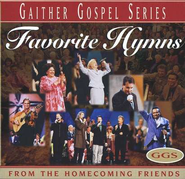 Favorite Hymns from the Homecoming Friends CD   -     By: Homecoming Friends