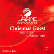 Christmas Guest, Accompaniment CD   -     By: Grandpa Jones