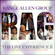 The Live Experience 2, CD   -     By: The Rance Allen Group