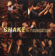 Shake The Foundation CD   -     By: Joe Pace