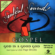 God Is Good   -     By: Lisa Page Brooks