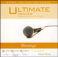 Blessings  [Music Download] -     By: Laura Story
