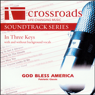God Bless America, Acc CD   -