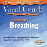 Complete Breathing CD   -     By: Chris Beatty, Carole Beatty
