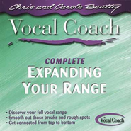 Complete Expanding Your Range CD   -     By: Chris Beatty, Carole Beatty