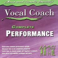 Complete Performance CD   -     By: Chris Beatty, Carole Beatty