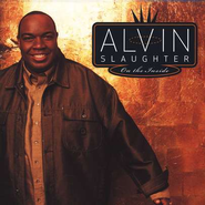 On The Inside CD   -     By: Alvin Slaughter