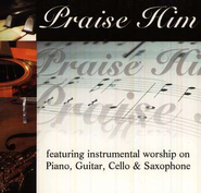 Praise Him Compilation CD   -