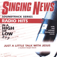 Just A Little Talk With Jesus, Accompaniment CD   -