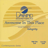 Awesome In This Place, Accompaniment CD   -     By: Integrity