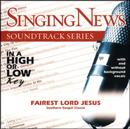 Fairest Lord Jesus, Accompaniment CD   -