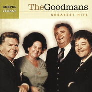 The Goodmans Greatest Hits, Compact Disc [CD]   -     By: The Happy Goodmans