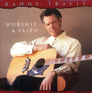Worship & Faith, Compact Disc [CD]   -     By: Randy Travis
