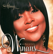 For Always: The Best of CeCe Winans CD   -     By: CeCe Winans