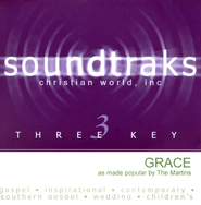 Grace, Accompaniment CD   -     By: The Martins