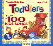 Jacob's Ladder  [Music Download] -     By: The Wonder Kids