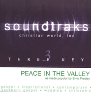 Peace In The Valley, Accompaniment CD   -     By: Elvis Presley