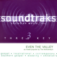 Even The Valley  [Music Download] -     By: The McKameys
