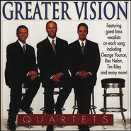 Quartets CD   -     By: Greater Vision