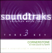 Cornerstone, Accompaniment CD   -     By: The Speers