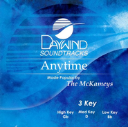 Anytime, Accompaniment CD   -     By: The McKameys