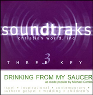 Drinking From My Saucer, Acc CD   -     By: Michael Combs
