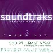 God Will Make A Way, Accompaniment CD   -     By: Janet Paschal
