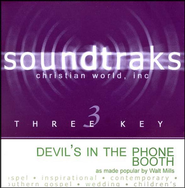 The Devil's In The Phone Booth, Accompaniment CD   -     By: Walt Mills