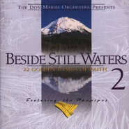 Beside Still Waters, Volume 2, Compact Disc [CD]   -     By: Don Marsh Orchestra