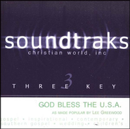God Bless The U.S.A., Acc CD   -     By: Lee Greenwood