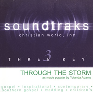 Through The Storm, Accompaniment CD   -     By: Yolanda Adams