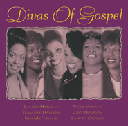 Divas Of Gospel, Compact Disc [CD]   -