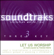 Let Us Worship, Accompaniment CD   -     By: Yolanda Adams