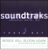 Roses Will Bloom Again, Acc CD   -     By: Jeff Easter, Sheri Easter