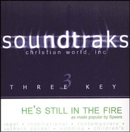 He's Still In The Fire, Accompaniment CD   -     By: The Speers