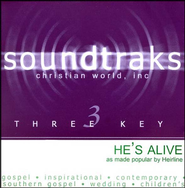 He's Alive, Accompaniment CD   -     By: Heirline