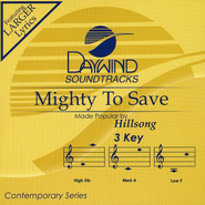 Mighty to Save, Acc CD   -     By: Hillsong