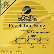 Revelation Song, Acc CD   -     By: Gateway Worship