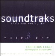 Precious Lord, Accompaniment CD   -     By: Crystal Lewis
