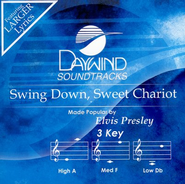 Swing Down, Sweet Chariot, Accompaniment CD   -     By: Elvis Presley