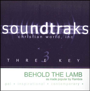 Behold The Lamb, Accompaniment CD   -     By: The Rambos